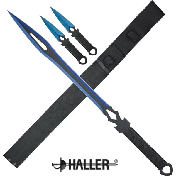 Háti kard dobókésekkel, 83503