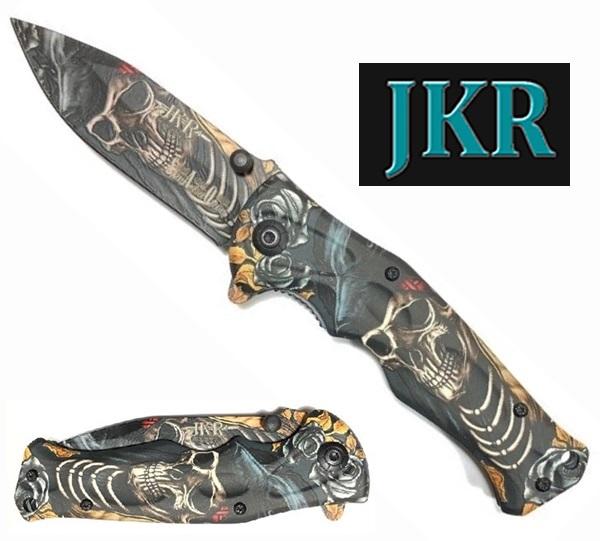 JKR Skull Flipper bicska, JKR-668
