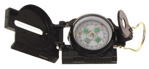 Iránytű fémházas, US-typ, 34023