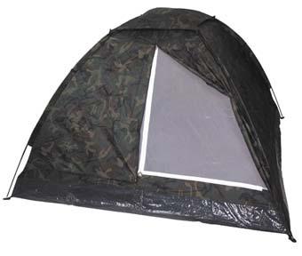 """3 szem. sátor """"Monodom"""", woodland, 32103T"""