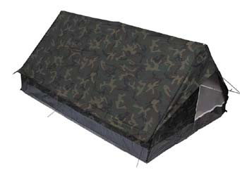 "2 szem sátor ""Minipack"", woodland, 32123T"