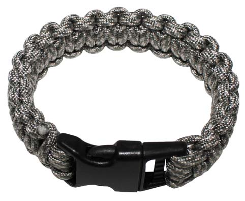Paracord karkötő, csatos, AT-digi, 2,3 cm, 28173Q