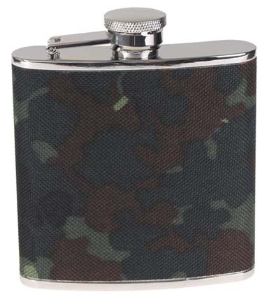 Flaska 170 ml-es, flecktarn, 33271V
