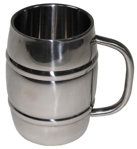 Söröskorsó alakú pohár 1 l-es, 33295