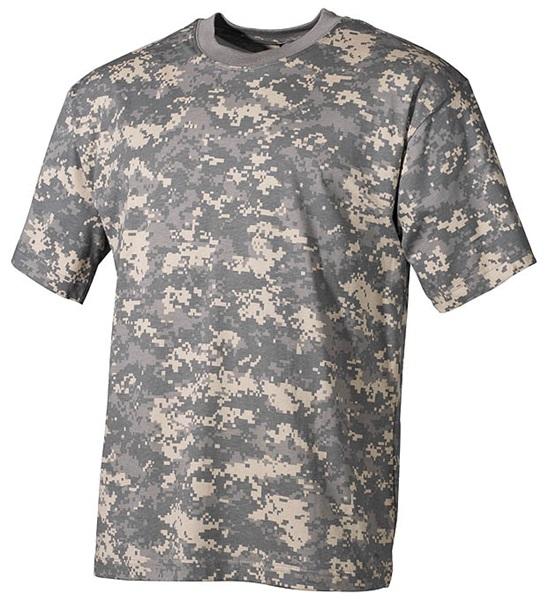Terepszínű katonai póló, AT digital, 00104Q