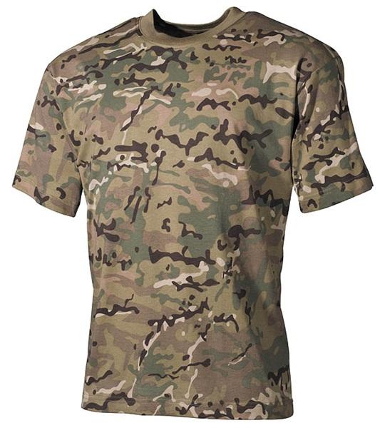 Terepszínű katonai póló, operation camo, 00104X