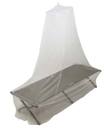 Szúnyogháló ágyra, fehér, 31833L