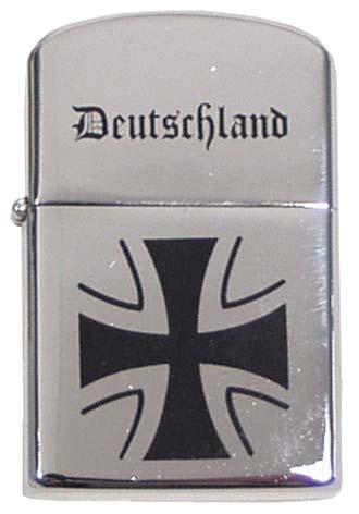 """Benzines öngyújtó """"Deutschland"""", 24083Q"""