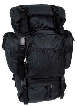 """Katonai hátizsák """"Tactical"""", fekete, 30273A"""