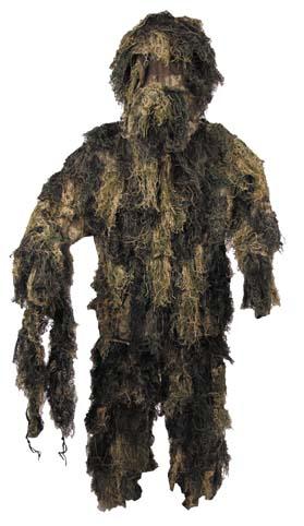 """Álcaruha """"Ghillie Suit"""", woodland, 07703T"""