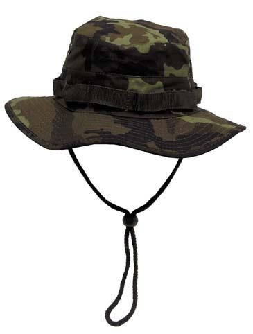 US GI trópusi kalap, CZ-tarn, 10713J