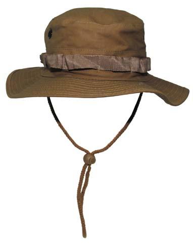 US GI trópusi kalap, coyote tarn, 10713R