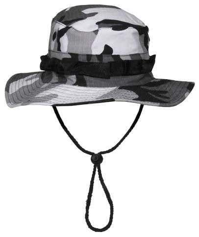 US GI trópusi kalap, urban, 10713U