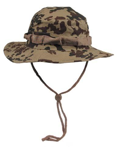 US GI trópusi kalap, BW tropentarn, 10713Y