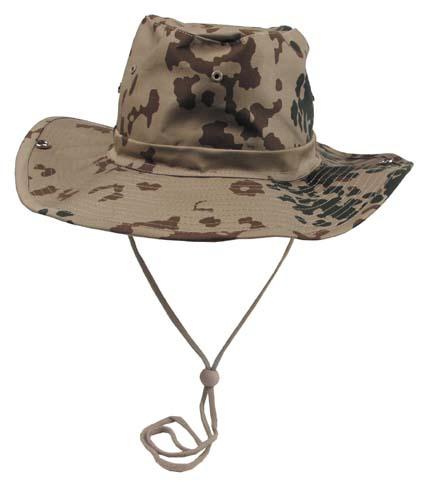 Klasszikus safari kalap, BW tropentarn, 10703Y