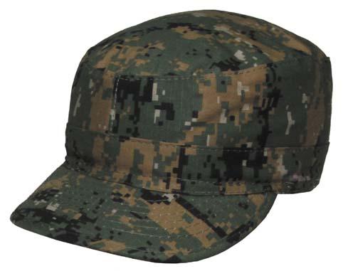 US katonai sapka, digital woodland, 10213E