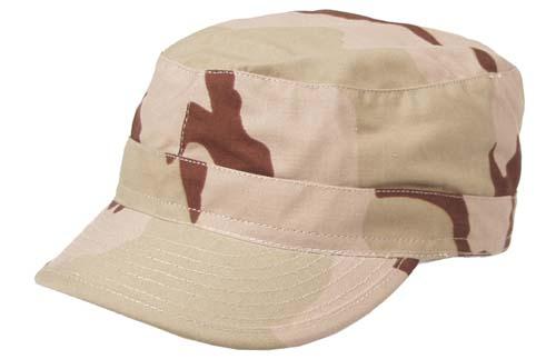 US katonai sapka, 3 színű desert, 10213Z