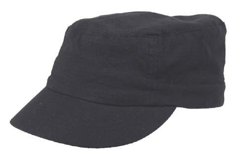"US katonai sapka ""Elasti-Fit"", fekete, 10223A"