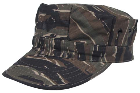U.S.M.C. katonai sapka, tiger stripe, 10233C