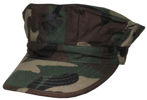 U.S.M.C. katonai sapka, woodland, 10233T