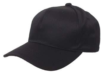Baseball sapka fekete, 10273A