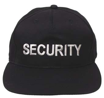 "Baseball sapka ""SECURITY"", 10280A"