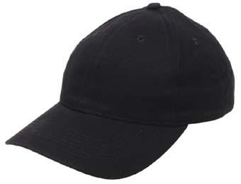 Baseball sapka fekete, 10343A