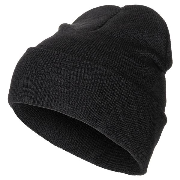 Gyapjú sapka, fekete, 10933A