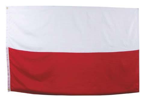 Lengyelország zászló, 35103K