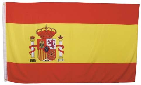 Spanyolország zászló, 35103R