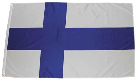 Finnország zászló, 35103S