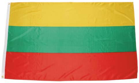 Litvánia zászló, 35103W