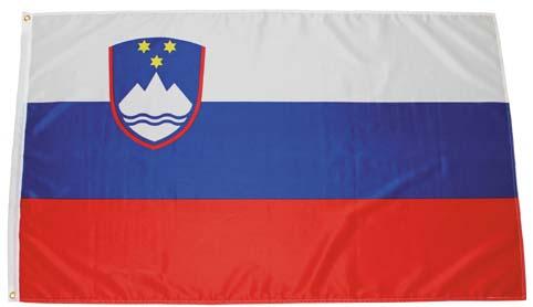 Szlovénia zászló, 35103Z