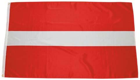 Lettország zászló, 35104B
