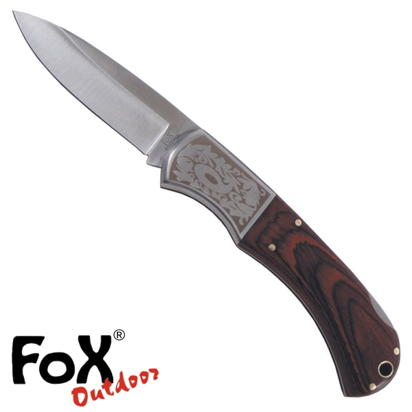Fox bicska, gravírozott, 44803