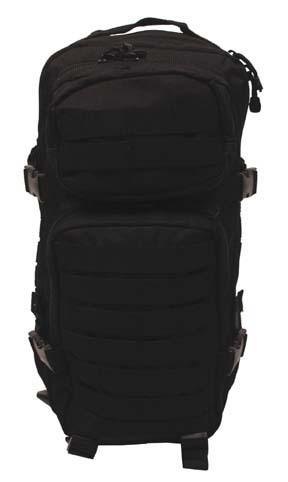"""US hátizsák """"Assault I"""", fekete, 30333A"""