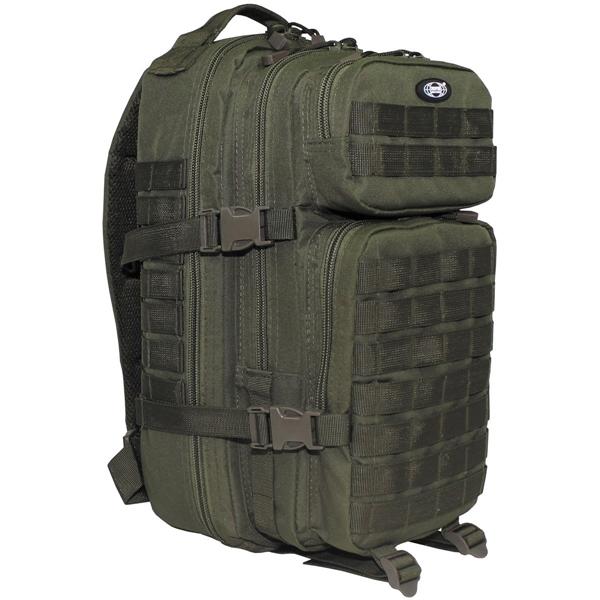 """US hátizsák """"Assault I"""", olív, 30333B"""