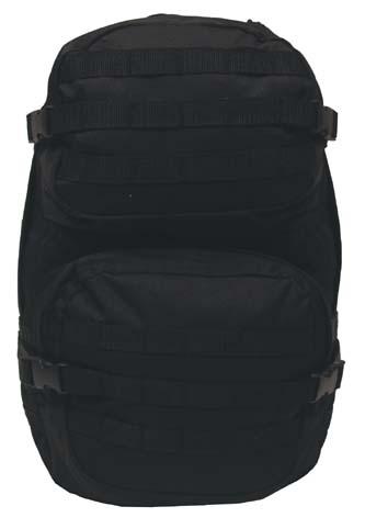"""US hátizsák """"Assault II"""", fekete, 30343A"""