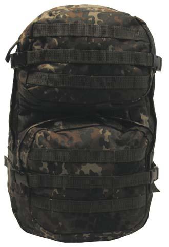 """US hátizsák """"Assault II"""", flecktarn, 30343V"""