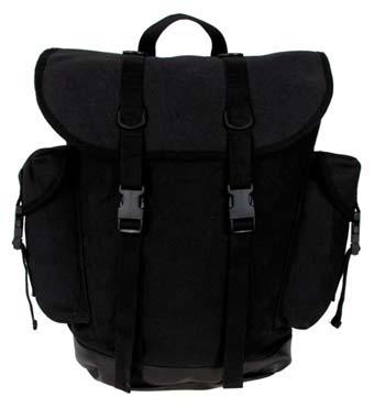 BW hegyi hátizsák, fekete, 30293A
