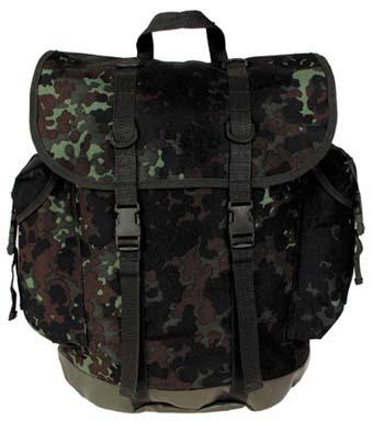 BW hegyi hátizsák, terepszínű, 30293V