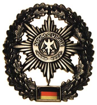 """Bundeswehr kitűző """"Feldjäger"""", 36021E"""