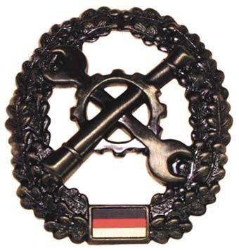 """Bundeswehr kitűző """"Instandsetzung"""", 36021F"""