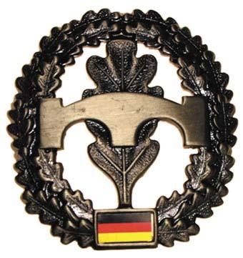 """Bundeswehr kitűző """"Pioniere"""", 36021H"""