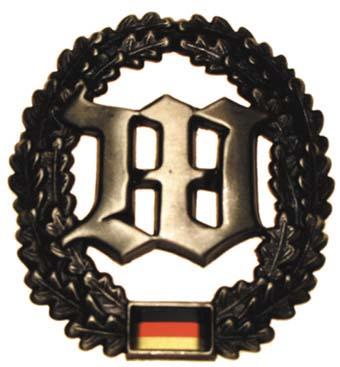 """Bundeswehr kitűző """"Wachbatallion"""", 36021N"""