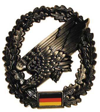 """Bundeswehr kitűző """"Fallschirmjäger"""", 36021P"""