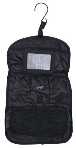 Tisztálkodószeres táska, fekete, 30491A