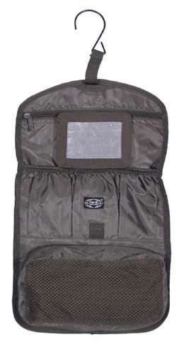 Tisztálkodószeres táska, olív, 30491B