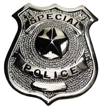 """US kitűző """"Special Police"""", 36413A"""