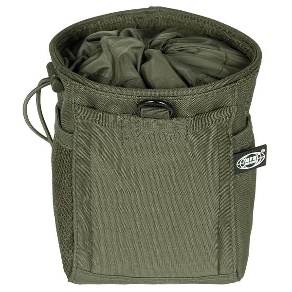 """Patrongyűjtő táska """"Molle"""", olív, 30619B"""